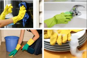 خدمات نظافة عامة